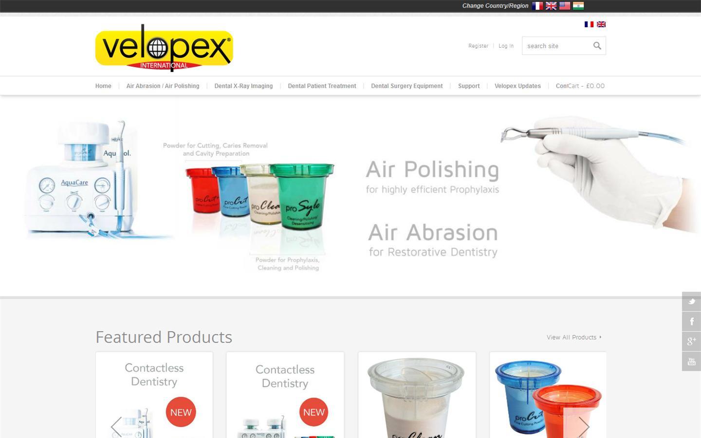 Velopex extra-x