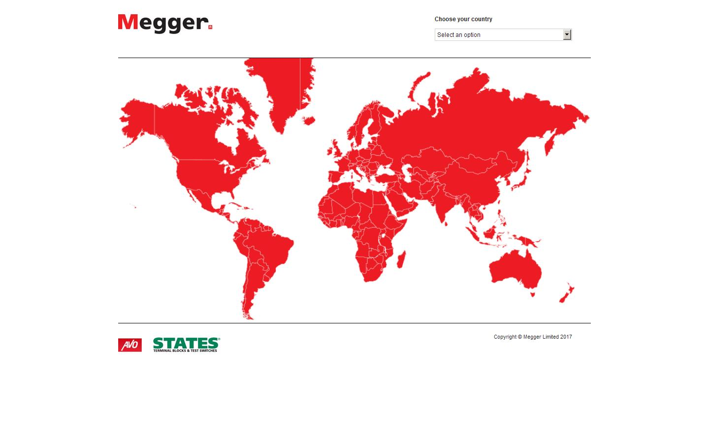 Megger Group Limited : Electrical test equipment ups batteries safety switches