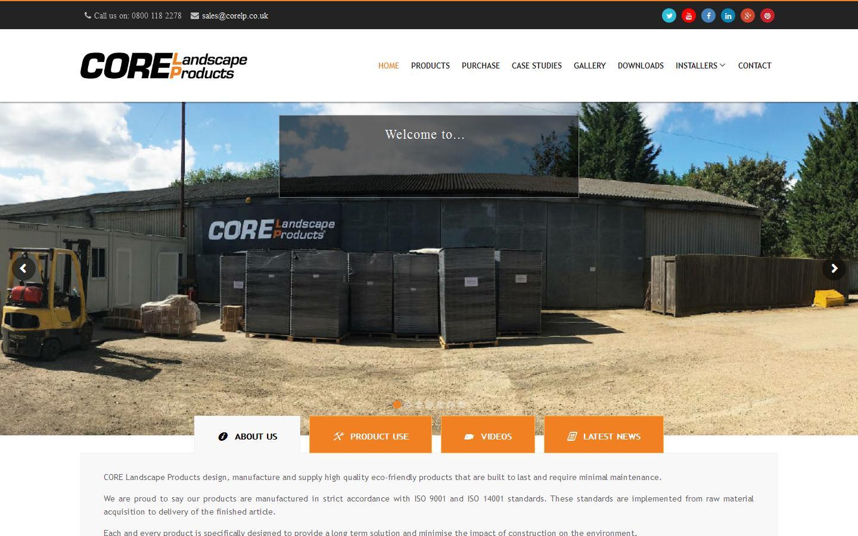 Core landscape products iver buckinghamshire sl0 0lu - Core landscape products ...