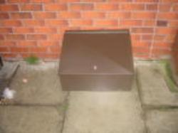 gas meter cover box