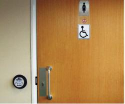 Disabled Toilets And Access Control Disabled Toilets