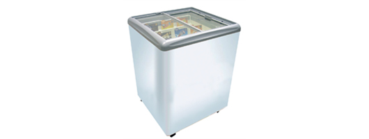 Unbranded Ice Cream Display Freezers