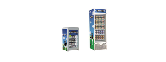 Ben & Jerry's Upright Display & Counter Top Freezers