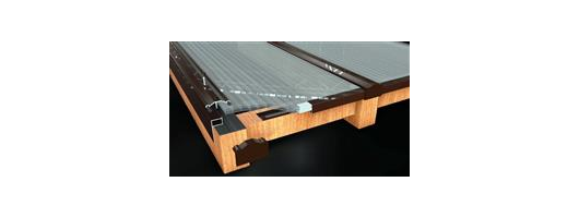 P261 Rafter Glazing Bar System