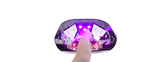 Infra-Red Gel Nail Curing Lamp