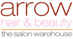 Arrow Hair & Beauty Supplies Logo