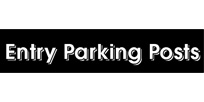 Entry Parking Posts Logo