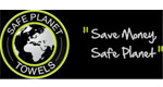 Safe Planet Towels Logo