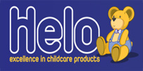 HELO Childcare Products Logo