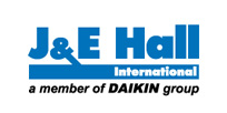 J&E Hall International Logo