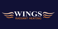 Wings Radiant Heating Ltd Logo