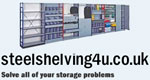 steelshelving4u.co.uk Logo