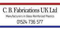 CB Fabrications Logo