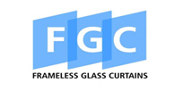 Frameless Glass Curtains Ltd Logo