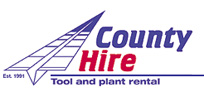 County Hire Logo