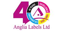 Anglia Labels Logo