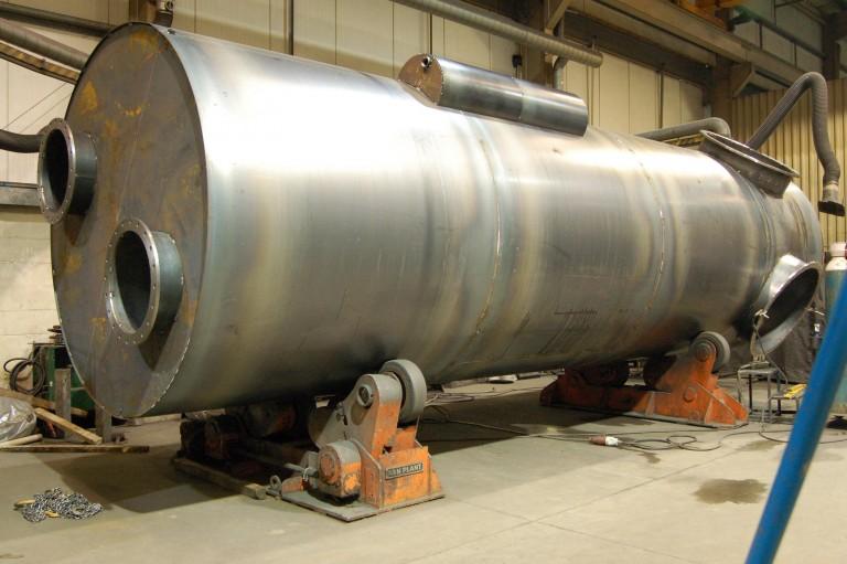 Generator Spark Arrestor : Industrial marine silencers ltd loughborough