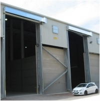 Avon Industrial Doors Bristol Gloucestershire Bs37 5ng