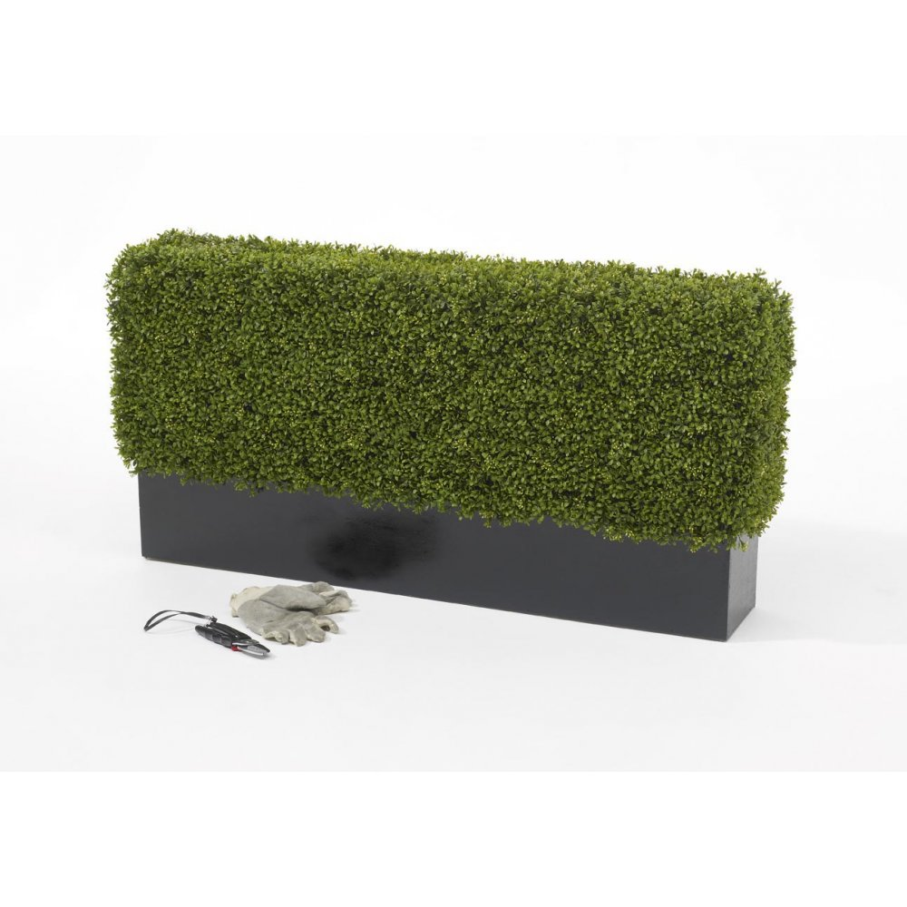 Artificial Boxwood Hedge set