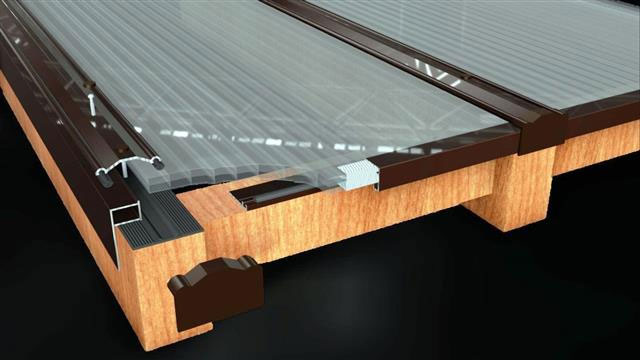 Rafter Glazing Bar Systems