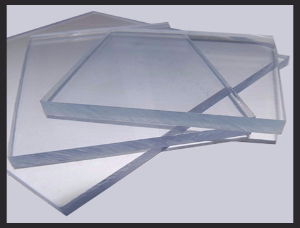 Solid UV Polcarbonate - 2050mm x 1250mm Solid Clear Polycarbonate