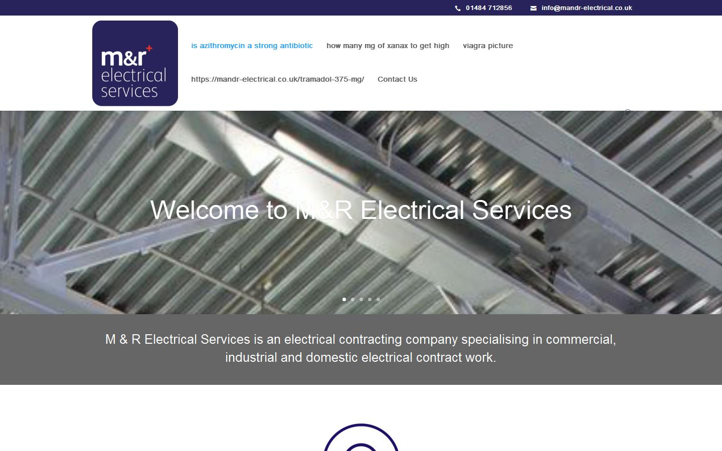 M And R Electric >> M R Electrical Services Wakefield West Yorkshire Wf4 4lw