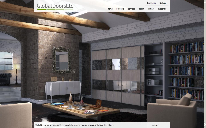 Sponsored Links & Global Doors Ltd Leeds WF3 3BX