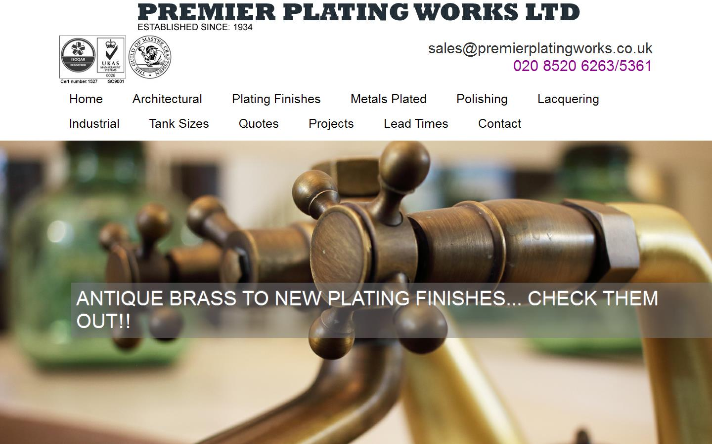 Premier Plating Works Ltd, London, E17 9HP