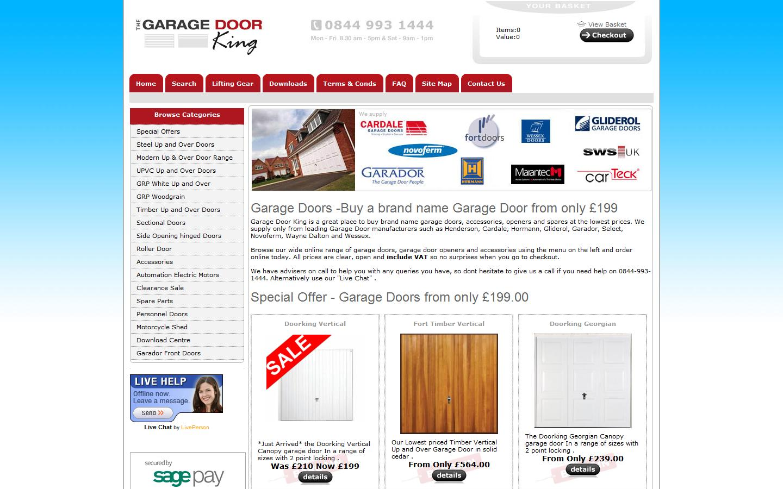The garage door king birmingham b35 7ar sponsored links rubansaba