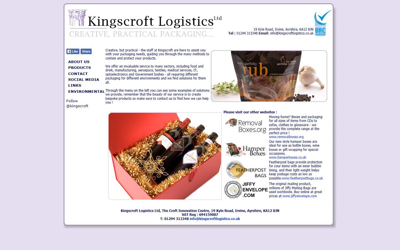 Kings Croft Logistics, Ayrshire, KA12 0HW