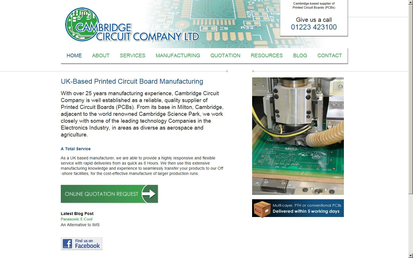 printed circuit boards pcb cambridge circuit companyunconquerable knowledge in pcb they are always passionate about helping, advising and working with customers, whatever their requirements may be