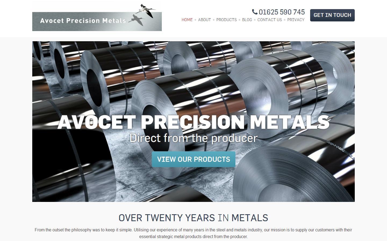 Avocet Steel Strip Ltd, Alderley Edge, Cheshire, SK9 7SD