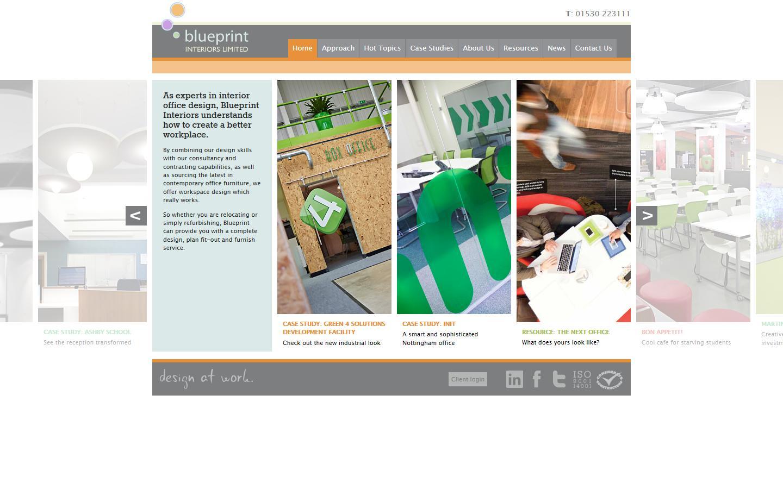 Blueprint interiors limited derbyshire de74 2qq about us malvernweather Choice Image