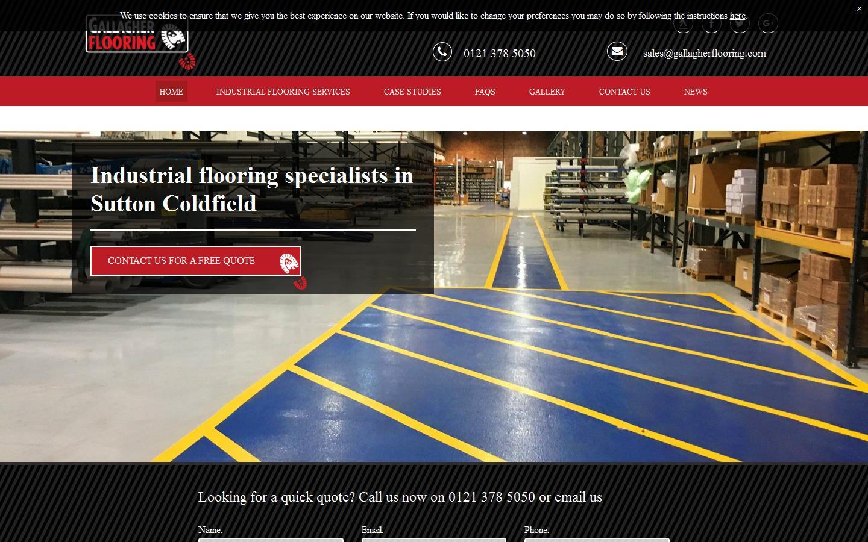 Gallagher flooring ltd sutton coldfield west midlands for Gallagher flooring