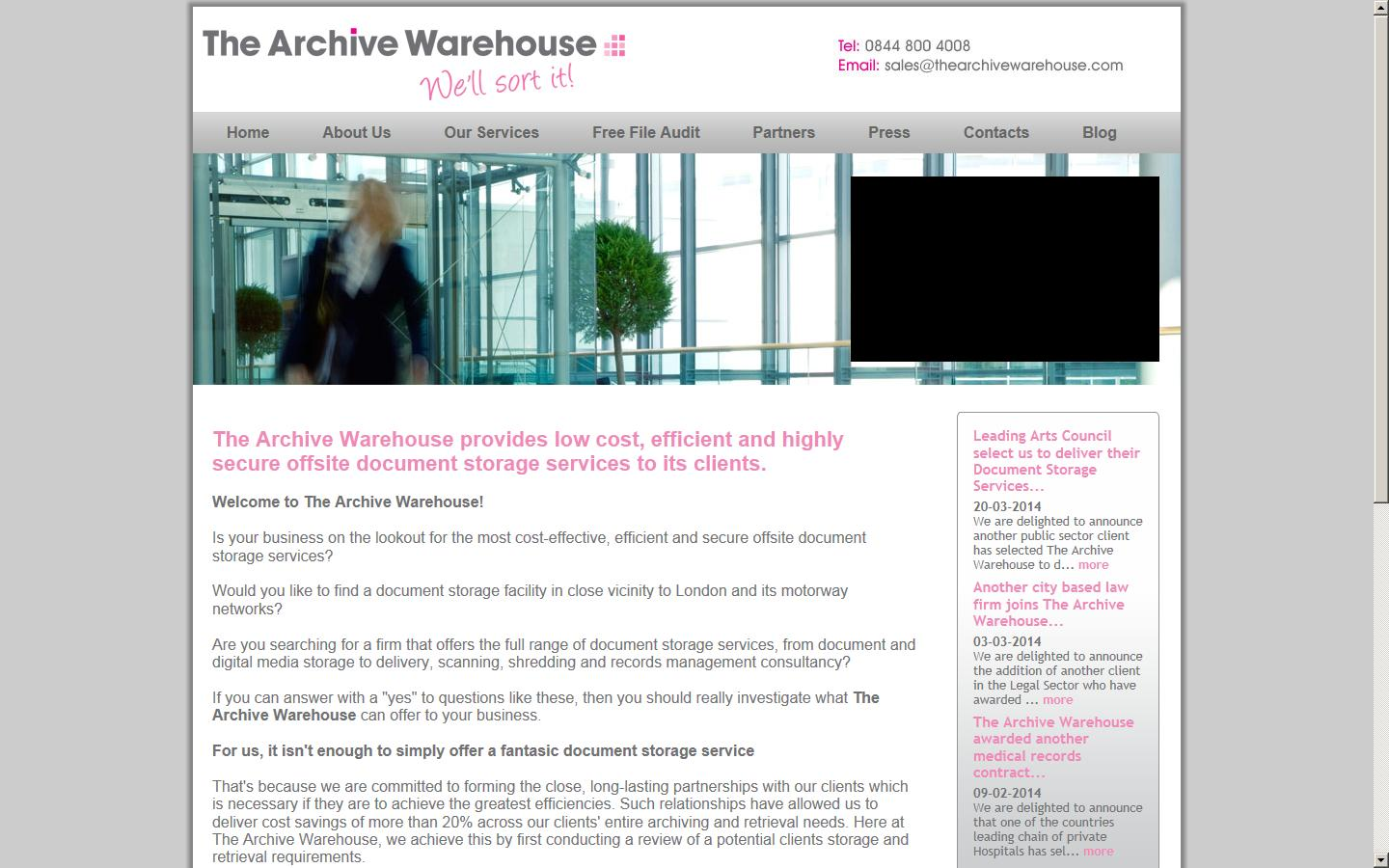 The Archive Warehouse, Romford, RM1 3AB