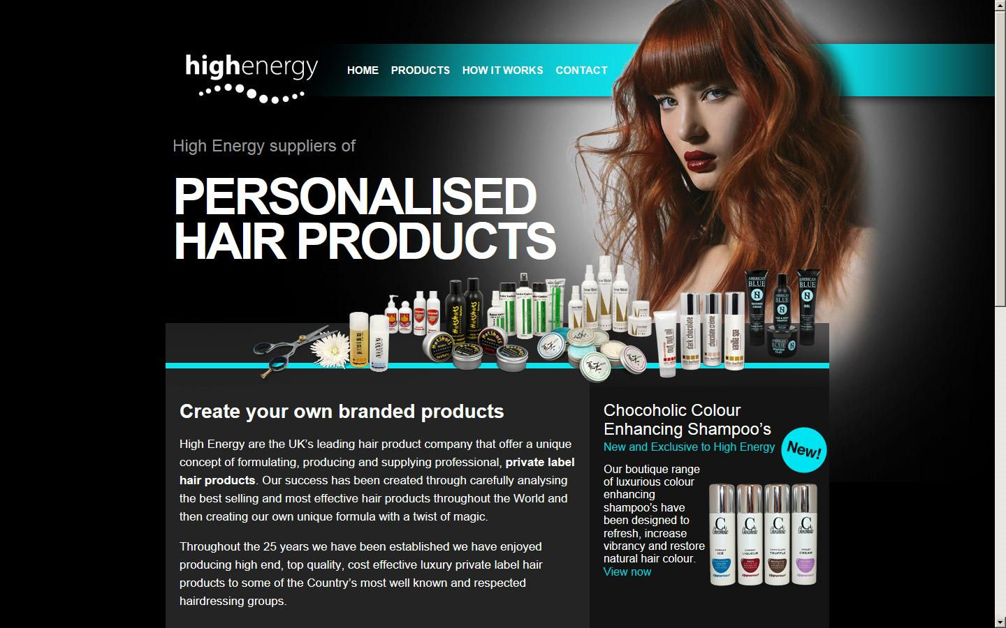 High Energy Personalised Hair Products, Ilford, IG2 6JU