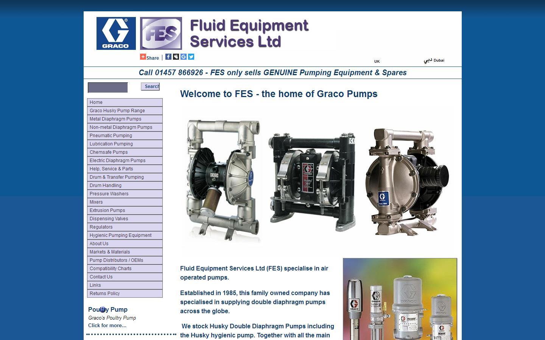 Fluid Equipment Services Ltd, Glossop, Derbyshire, SK13 5DA