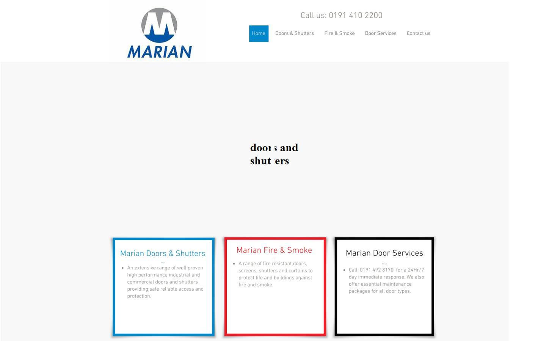 Marian Doors