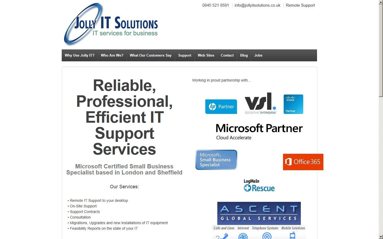 Jolly it solutions ltd london wc2n 6aa about us xflitez Images