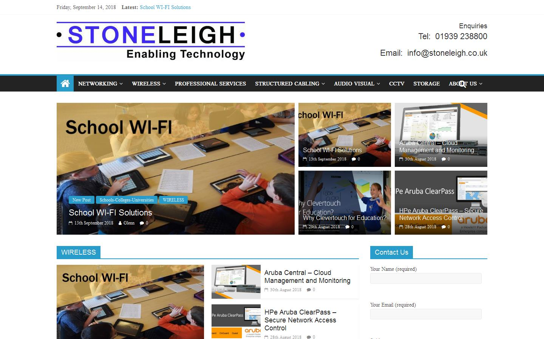 Stoneleigh Consultancy Ltd , Shrewsbury, Shropshire, SY4 5TX