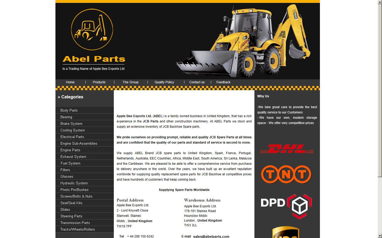 Apple Bee Exports Ltd , Hounslow, TW3 3LL