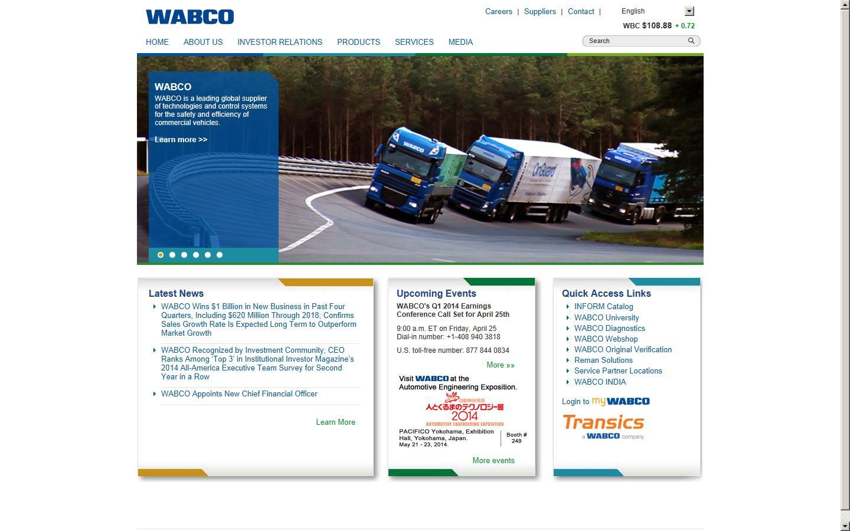 WABCO Automotive U K  Limited, Batley, West Yorkshire, WF17 6GH