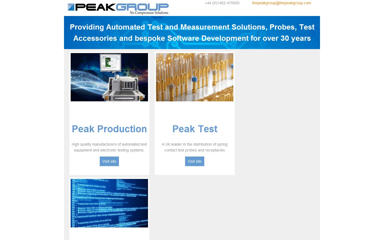 Peak Test Services Ltd, Chester le Street, Durham, DH3 3AY