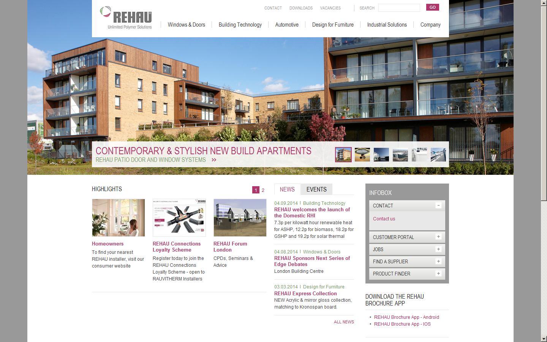 Rehau Ltd Ross On Wye Herefordshire Hr9 5qn