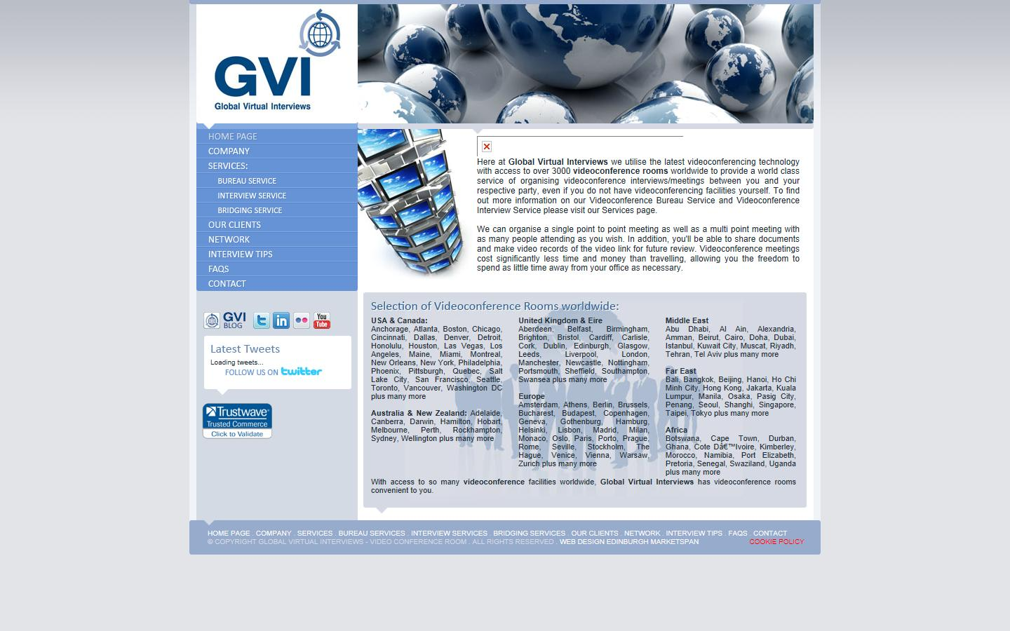gvi global virtual interviews west lothian scotland eh rg company details for gvi global virtual interviews