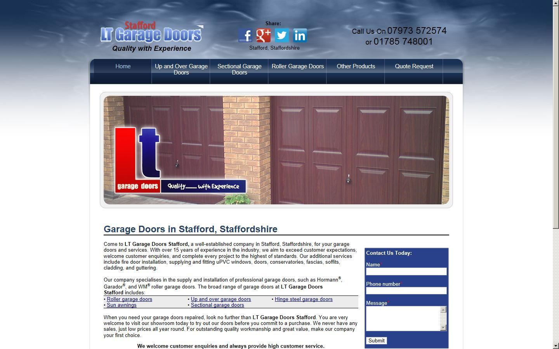 Lt garage doors stafford stafford staffordshire sponsored links rubansaba