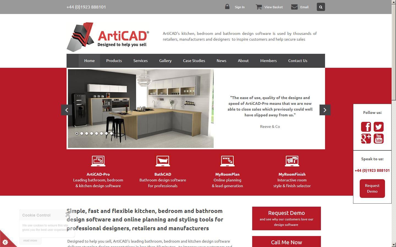 Articad Ltd Watford Hertfordshire Wd18 9bl