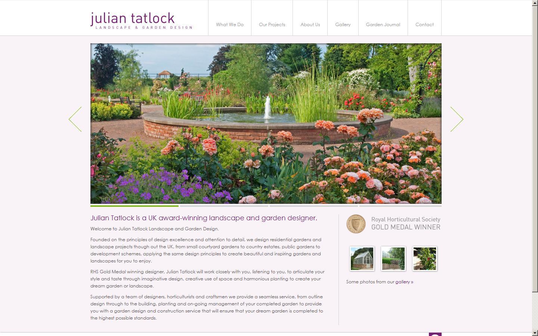 Julian Tatlock Landscape Design, St. Albans, Hertfordshire, AL1 4LE