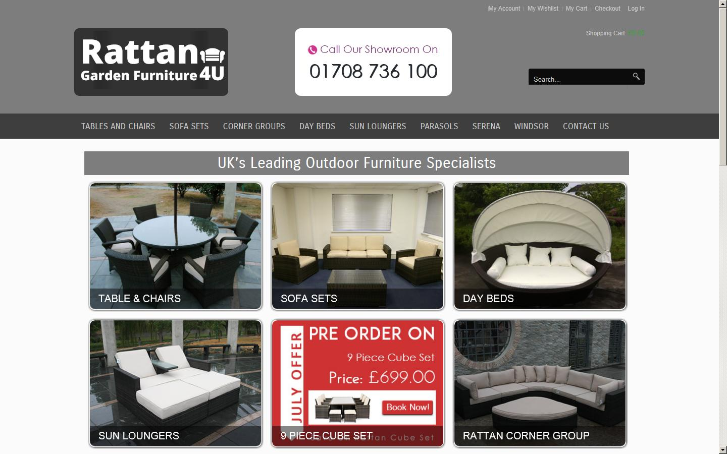 Garden Furniture 4 U rattan garden furniture 4u, romford, essex, rm1 4qd