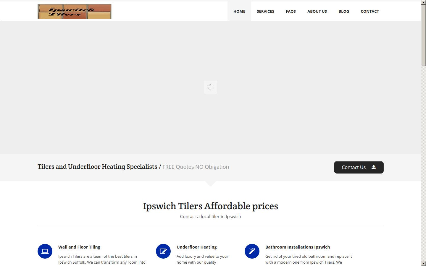 Ipswich tilers ipswich suffolk ip1 6pr our range of tiles include porcelain ceramic glass marble slate and terracotta bathroom installations and underfloor heating are also available at a dailygadgetfo Gallery